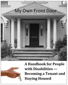 screenshot of book My Front Door